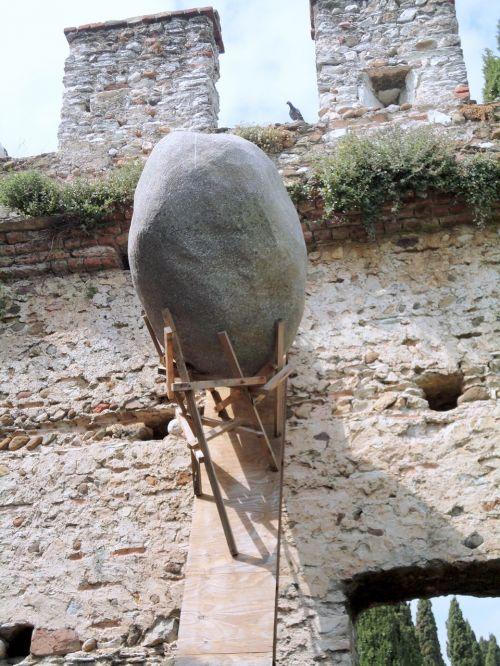 sirmione the stone of sirmione garda