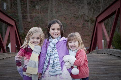 sisters bridge winter