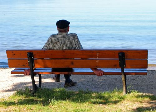sit bench bank