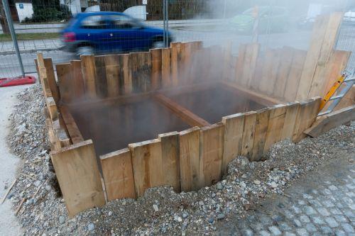 site district heating steam