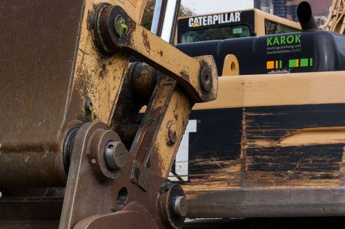 site excavators tracked vehicles