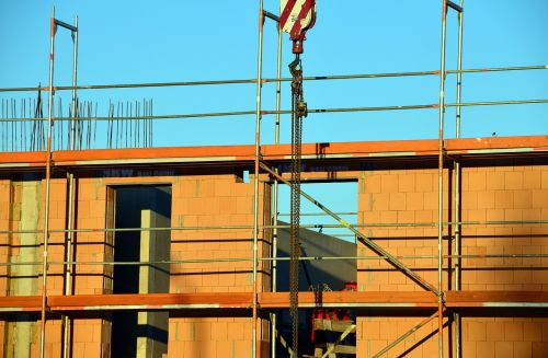 site house construction build