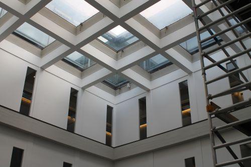site rehabilitation building