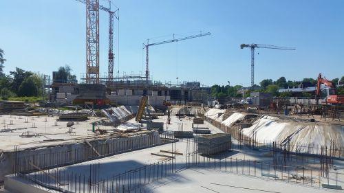 site construction home