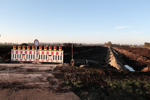 site barrier demarcation