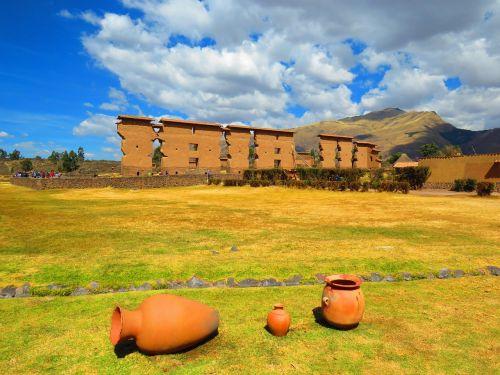 site arqueologico peru archaeological site