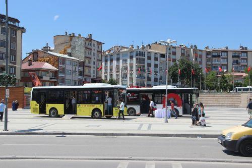 sivas bus promotion
