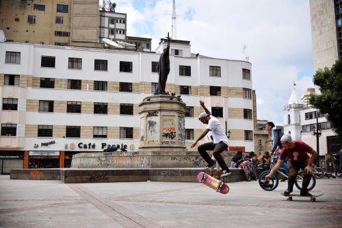 skate bogota colombia