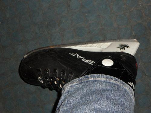 skate skating leihschuh