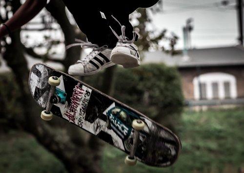 skate  board  basketball