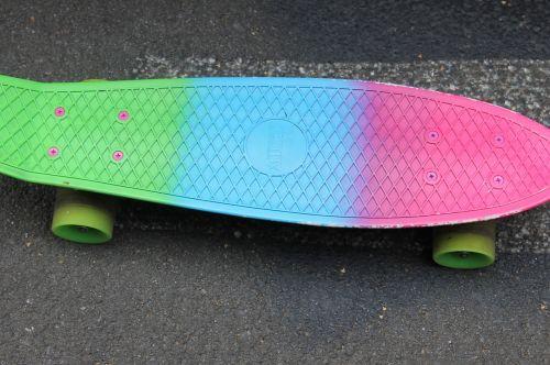 skate board leisure fun