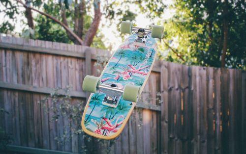 skateboard air sport