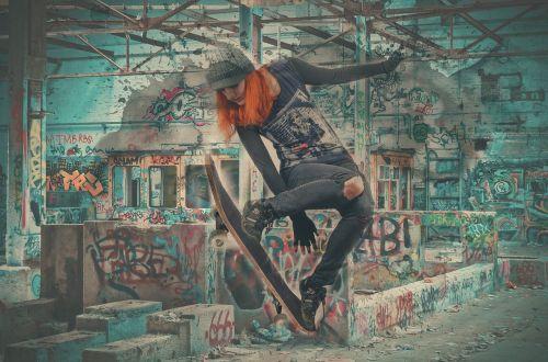 skateboard youth lifestyle