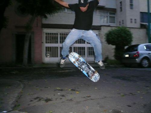 skateboarding skateboard kickflip