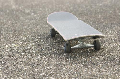 skateboarding outdoor road