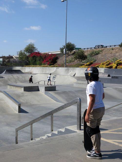 skatepark skater teen
