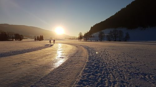čiuožimo,sniegas,ledas,kraštovaizdis