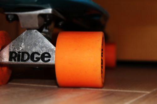 skating skateboard roll
