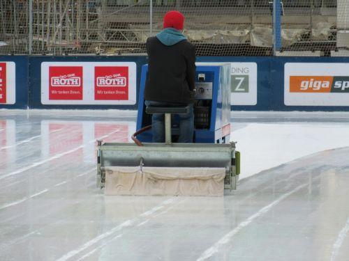 skating space ice skating ice care