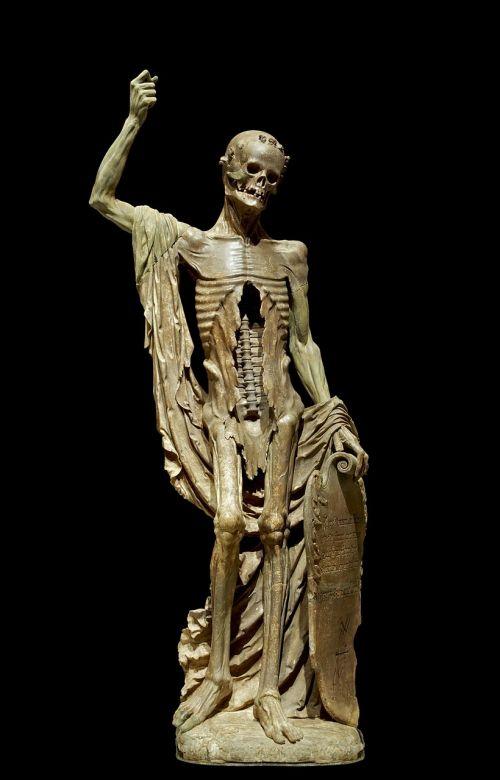 skeleton dead death