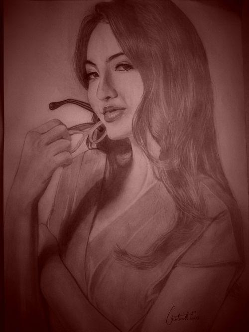 sketch raline shah