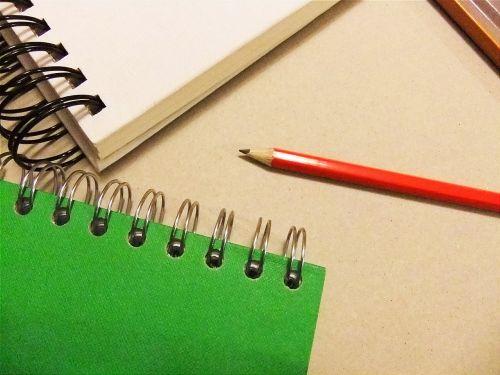 sketchbook portfolio artist