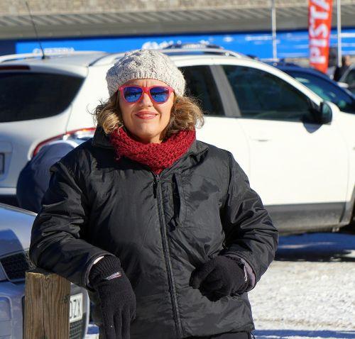 ski skier winter sports