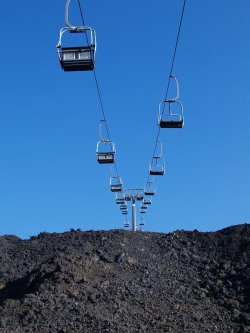 ski lift sport