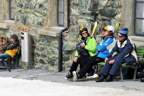 ski  the alps  zermatt