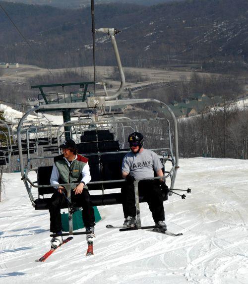 ski lift mountain