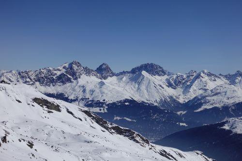ski area pizol savognin