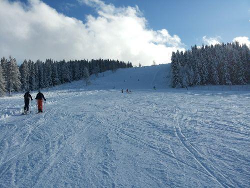 ski area ski run skiing