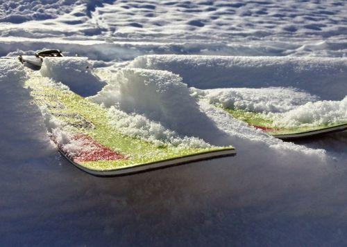 ski jumping winter ski