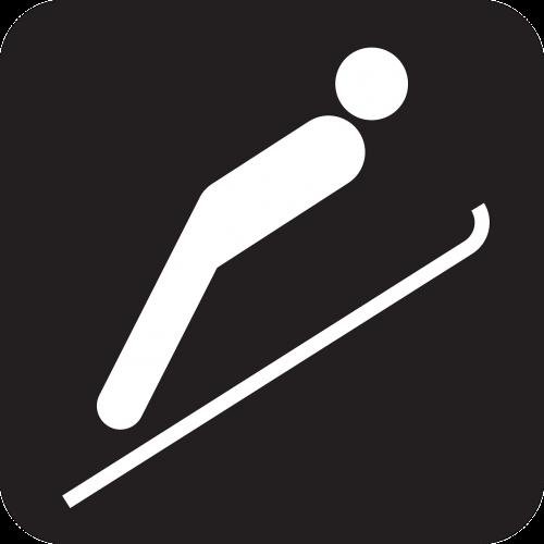 ski-jumping ski jumping winter