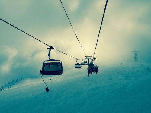 ski-lift ski lift ski