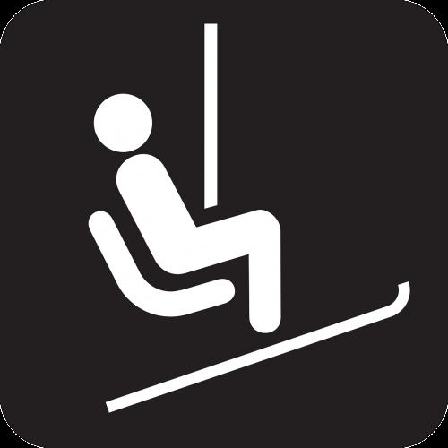 ski lift lift ski-lift