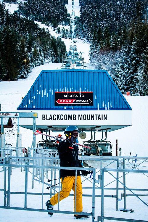 ski resort  sports  winter
