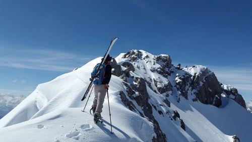 backcountry skiiing stone kar tip skitouren predecessor