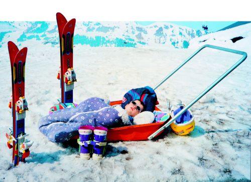slidininkas,poilsis,kalnai,poilsis,sniegas,vaikai