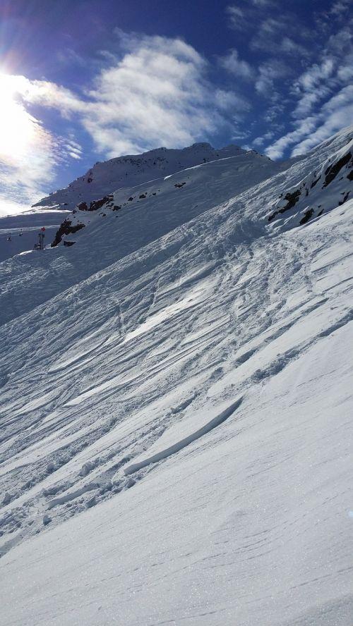 skiing giggijoch winter sports