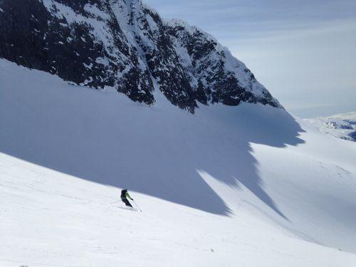 Skiing Norway