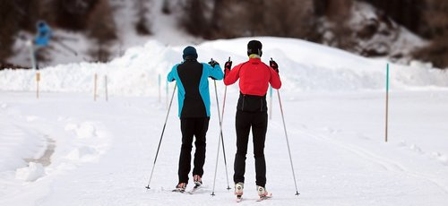 skilanglauf  sport  leisure
