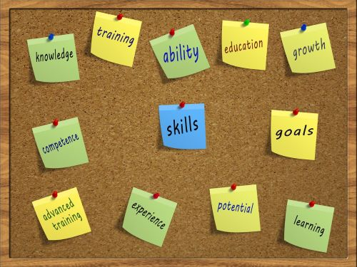 skills competence know