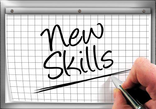 skills can hand