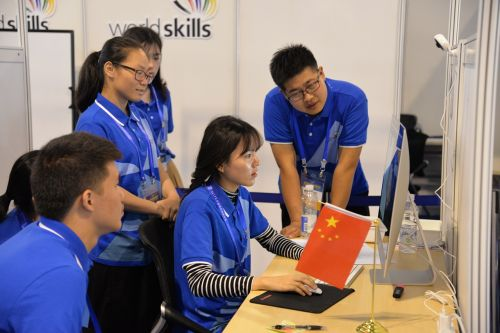 skills competition exhibition programming
