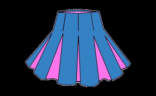 skirt pleated dress