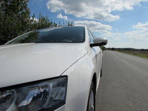 skoda auto spotlight