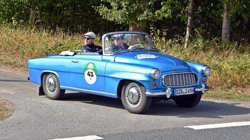 skoda felicia super  oldtimer  auto