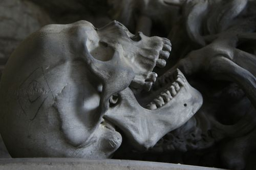 skull cemetery genoa