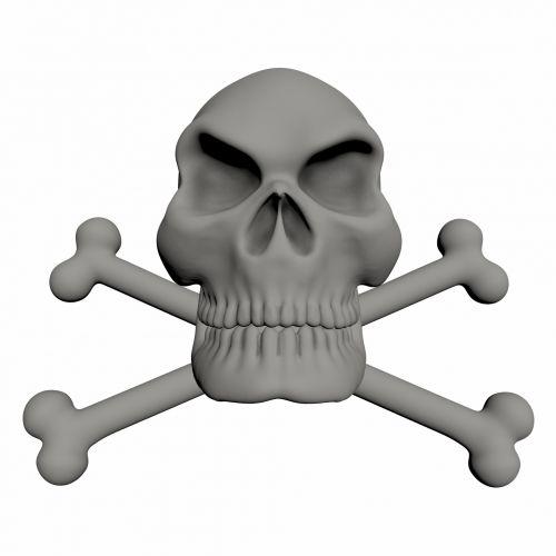 Skull And Crossbones III